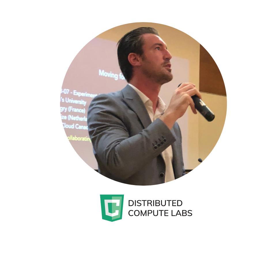 Dan Desjardins, CEO -