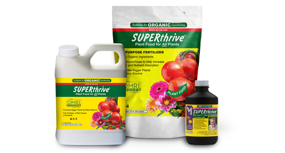 SUPERthrive Nutrients