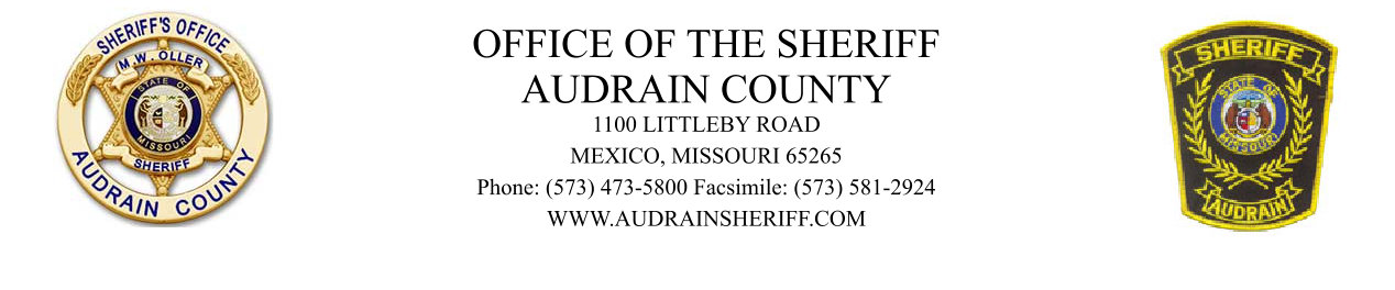 Audrain County Sheriff