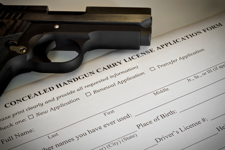 concealed carry permit information
