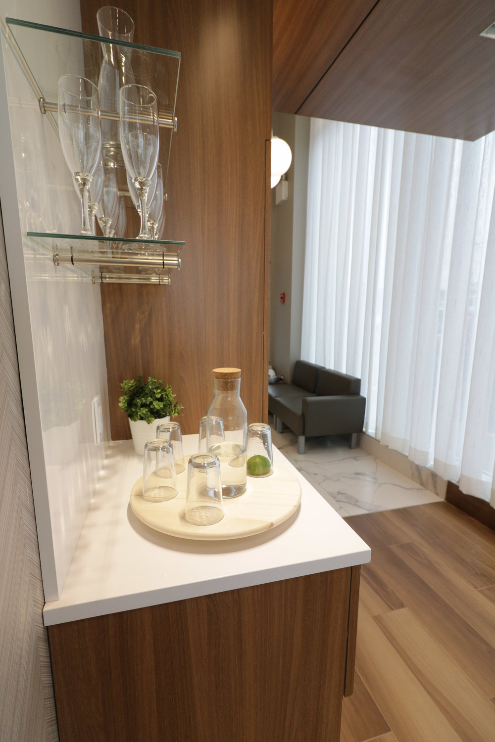 Relaxation Station at Portland Street Spa