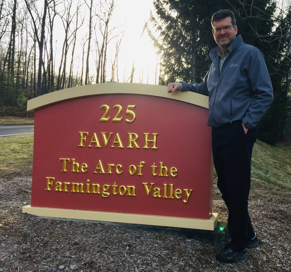 Steve Morris, Executive Director of Favarh