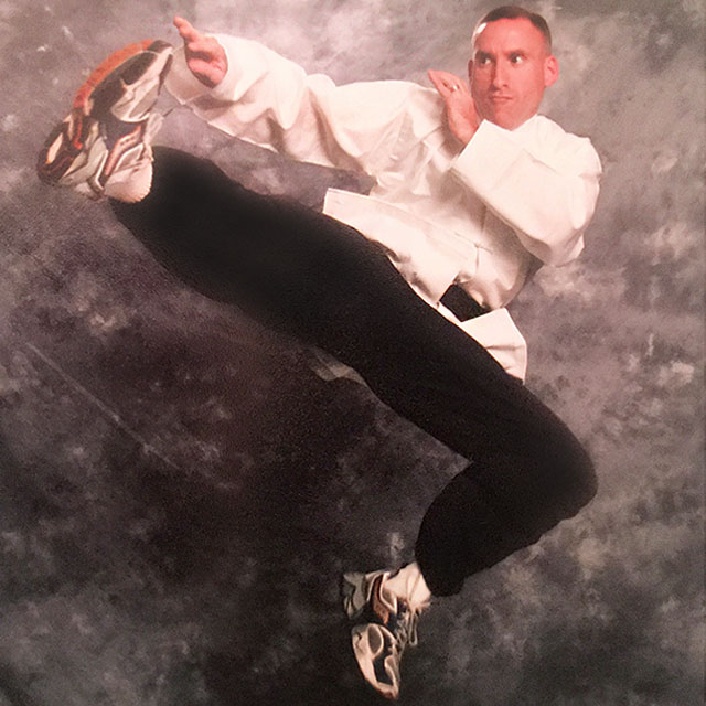 Rob Coffman  Coming in to the school via the Police Defensive Tactics program in 1994, Rob then joined the Bo Fung Do martial arts program, and earned his black belt in 2006. He has continued to assist, and instruct, various law enforcement courses at Modern Warrior since then.  A member of the Suffolk County Police Department, Rob has acted as an assistant trainer for off-site Modern Warrior law enforcement training courses, alongside Phil Messina, at multiple police agencies across the country. An active ILEETA member, he has attended numerous law enforcement conferences in both Chicago and St. Louis.  In addition to leading various Bo Fung Do classes, Rob often leads Gun Defense Weekend Workshops.