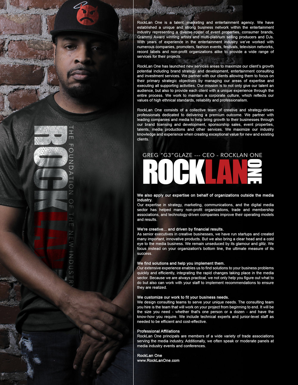 RockLan One Magazine