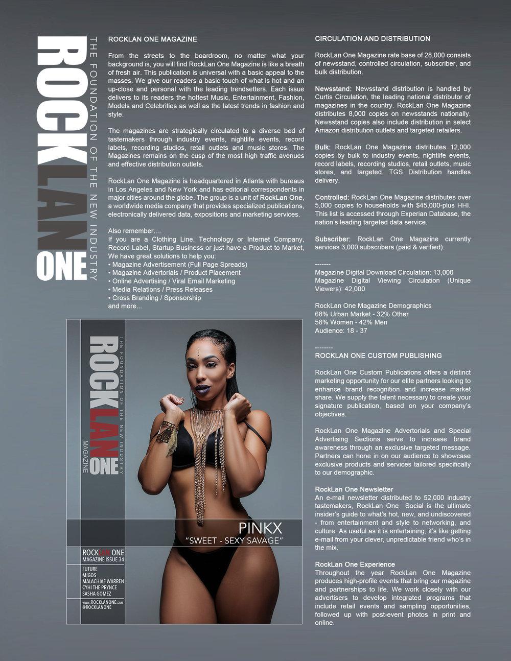 RockLan One Magazine - Azu Studios