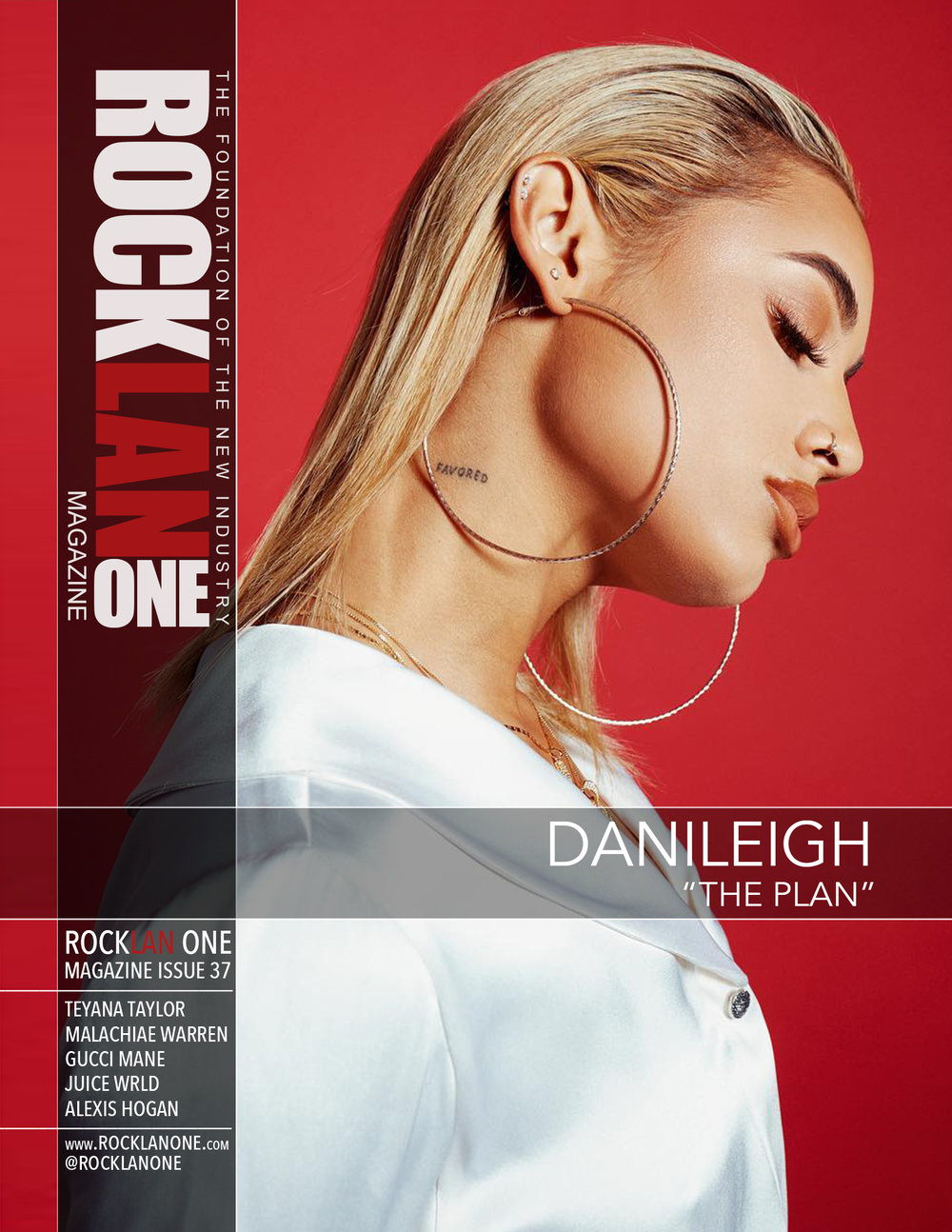 RockLan One Magazine - DaniLeigh