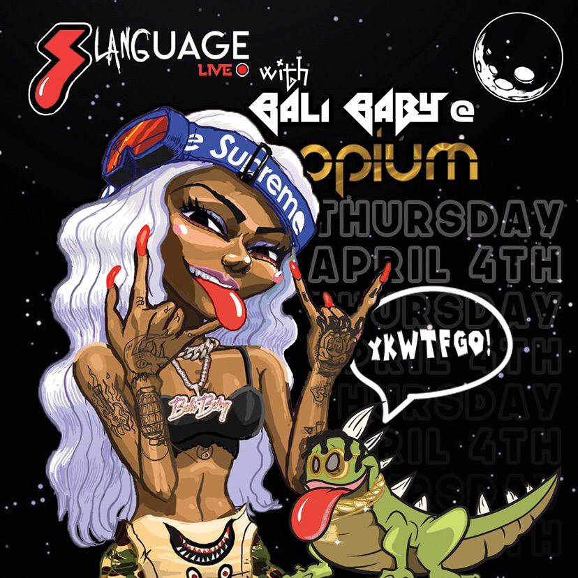 Slanguage Live - RockLan One