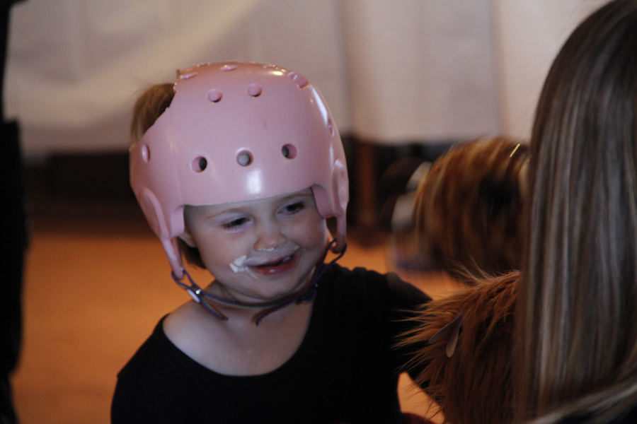 Avery Nielsen, The Little Give 2012 Recipient