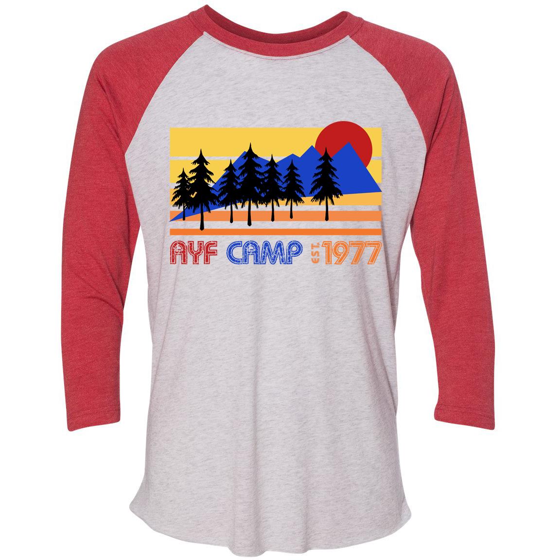 68f023ea AYF Camp Baseball Shirt — AYF Camp