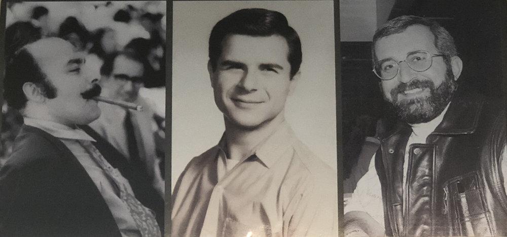 Founders Khachig Khachigian, Vahe Injeyan, Khajag Sheetelian