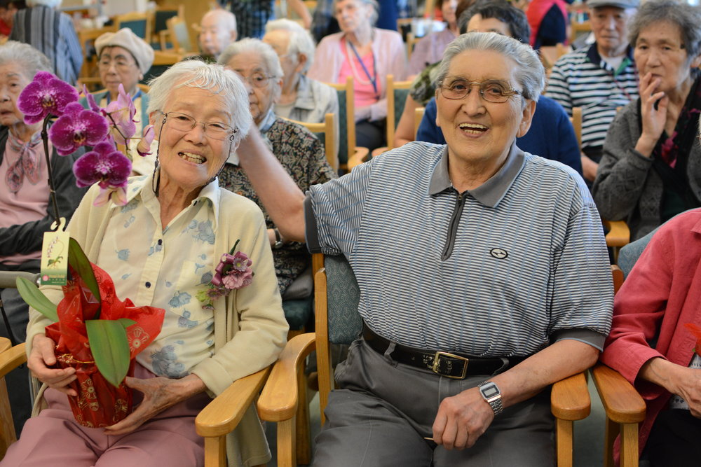 Help seniors live, laugh, and age gracefully in place -