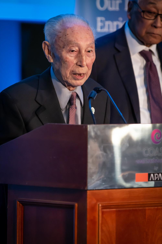Speech by Kaye in Japanese