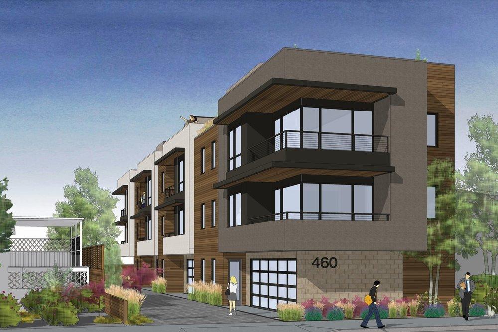 460 Marsh Residences - San Luis Obispo, CA