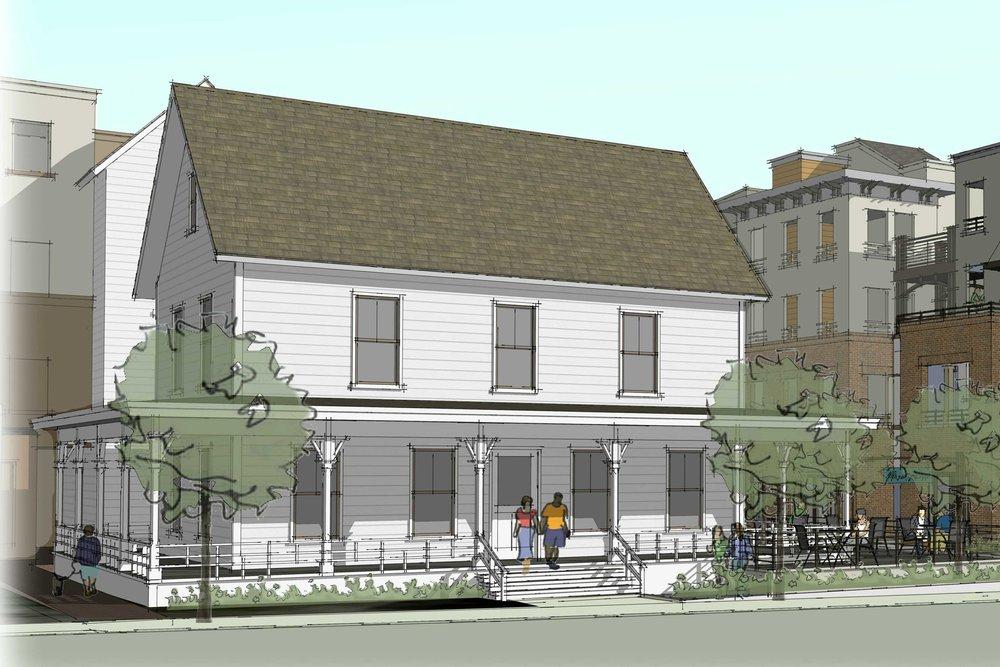 Leitcher House - San Luis Obispo, CA