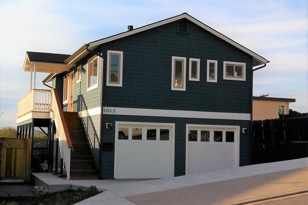 Ella Street Residence - San Luis Obispo, CA