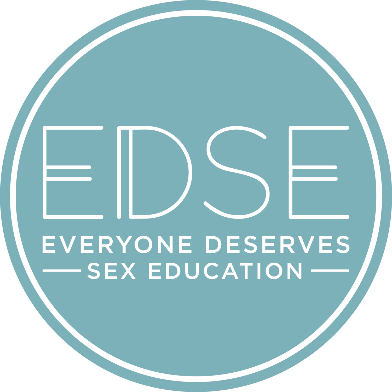 Everyone Deserves Sex Ed