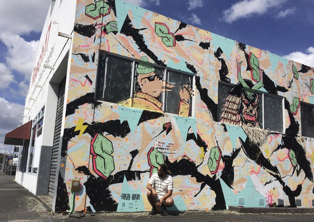 Mural — 2018
