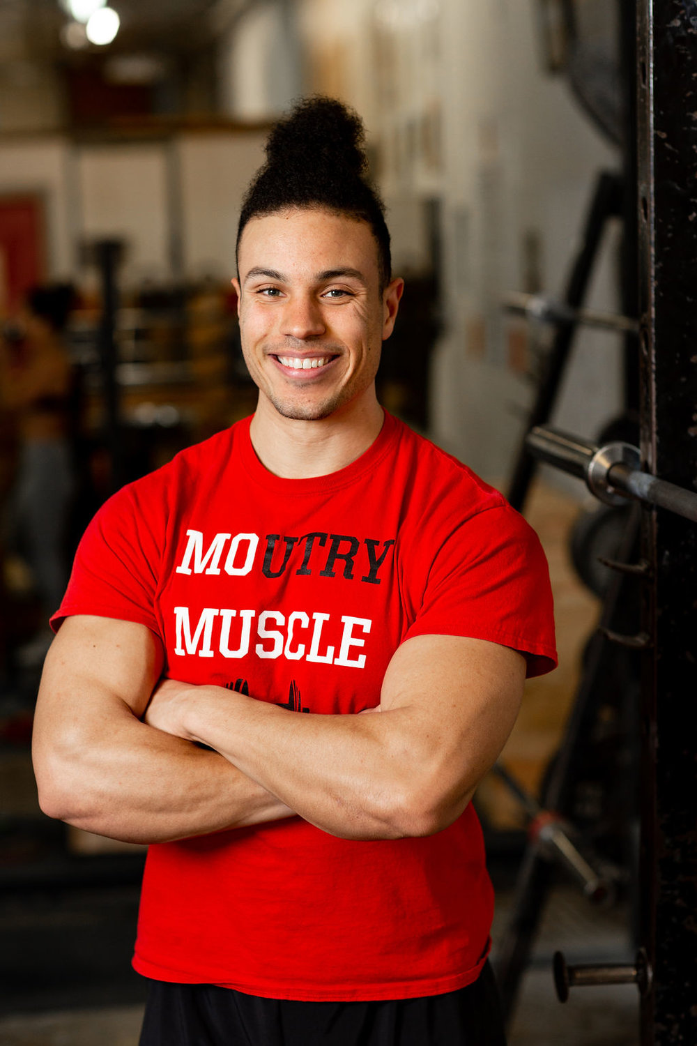 Josh Moutry - ACE CERTIFIED PERSONAL TRAINER AND CPR AED