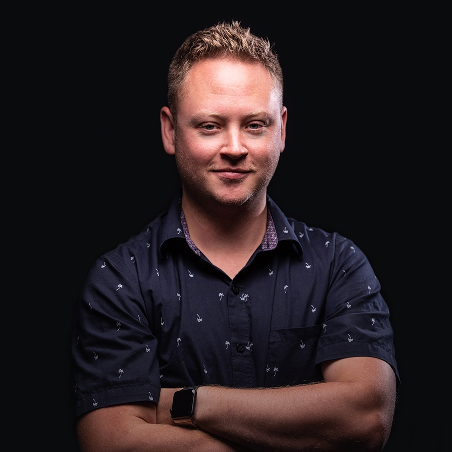 Mark Richardson - Creative Director