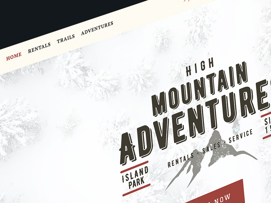 High Mountain Adventures -