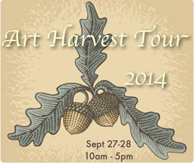 """The """"ART HARVEST TOUR"""" is a studio tour of central Iowa artists to be held annually the last weekend in Sept. Enjoy the beautiful fall weather and scenery as you visit the studios and galleries of the area's best artists. In addition to enjoying the studios, you'll see a much wider selection of the artists work (sinceit doesn't have to all fit in a van!), with great prices and specials too.  There will be about a dozen stops on the approximately 80 mile loop around the beautiful Des Moines River Valley. A few locations will be hosting multiple artists.This lets us include artists without sufficient studio space to host, as well as keeping the number of stops manageable so you can do the tour in a few hours. Other sights right on the route include the High Trestle Bridge in Madrid, the Hotel Patte in Perry, etc.      Here is a link to a downloadable pdf map and listing: MAP    Here is a link to a google map showing the basic route:  googlemap     Event Info"""