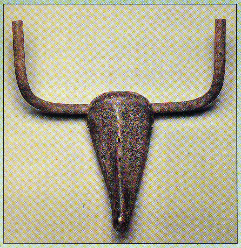 likeafieldmouse :      Pablo Picasso - Head of a Bull (1942) - Bicycle seat & handlebars