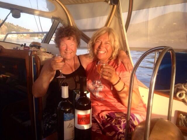Linda Frylink Anderson & Elizabeth Tyler