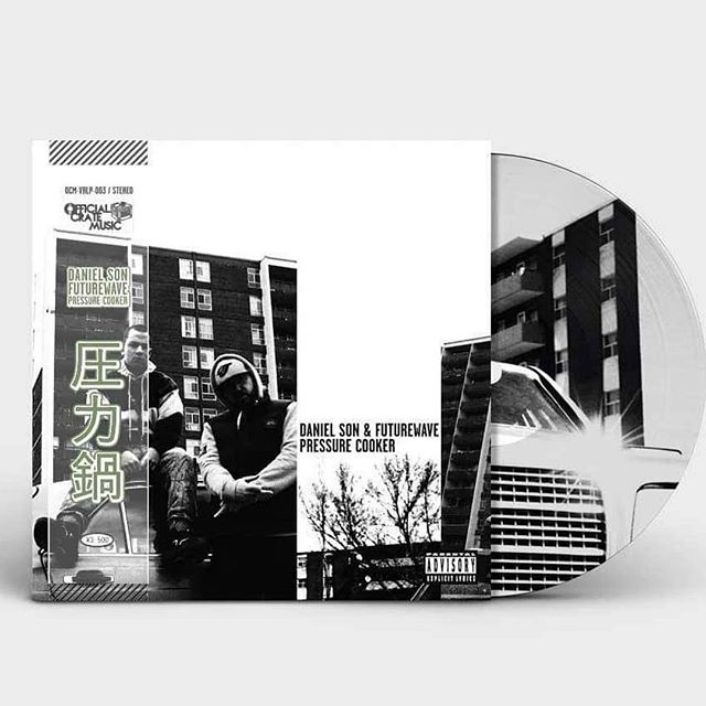 Go get this masterpiece on vinyl from my brothers @dissbbm & @futurewave! Definitely one of the top albums of the year period. • Pressure Cooker on Vinyl Pre Order Begins Today at 6pm Exclusively On @officialcratemusic #futurewave #bbm #brownbagmoney #wavgod #vinylrecords