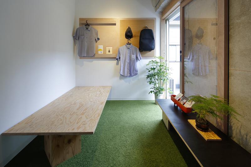 個室のレイアウト例