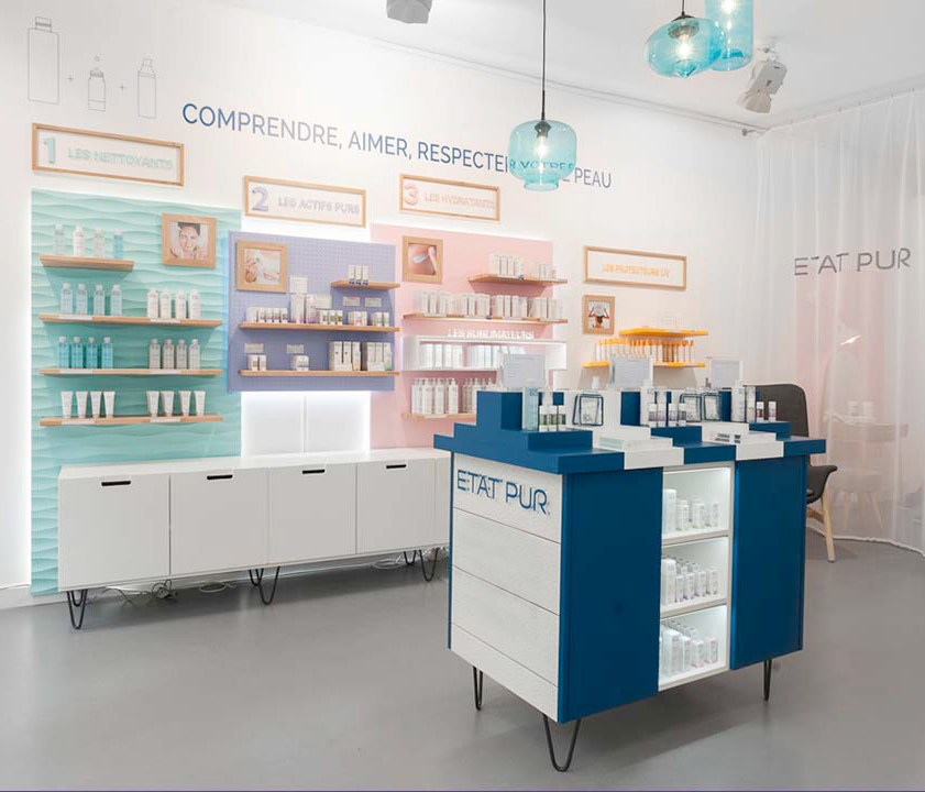Copie de pop up store cosmétique