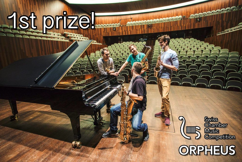 Orpheus Swiss Chamber Music Competition 2018