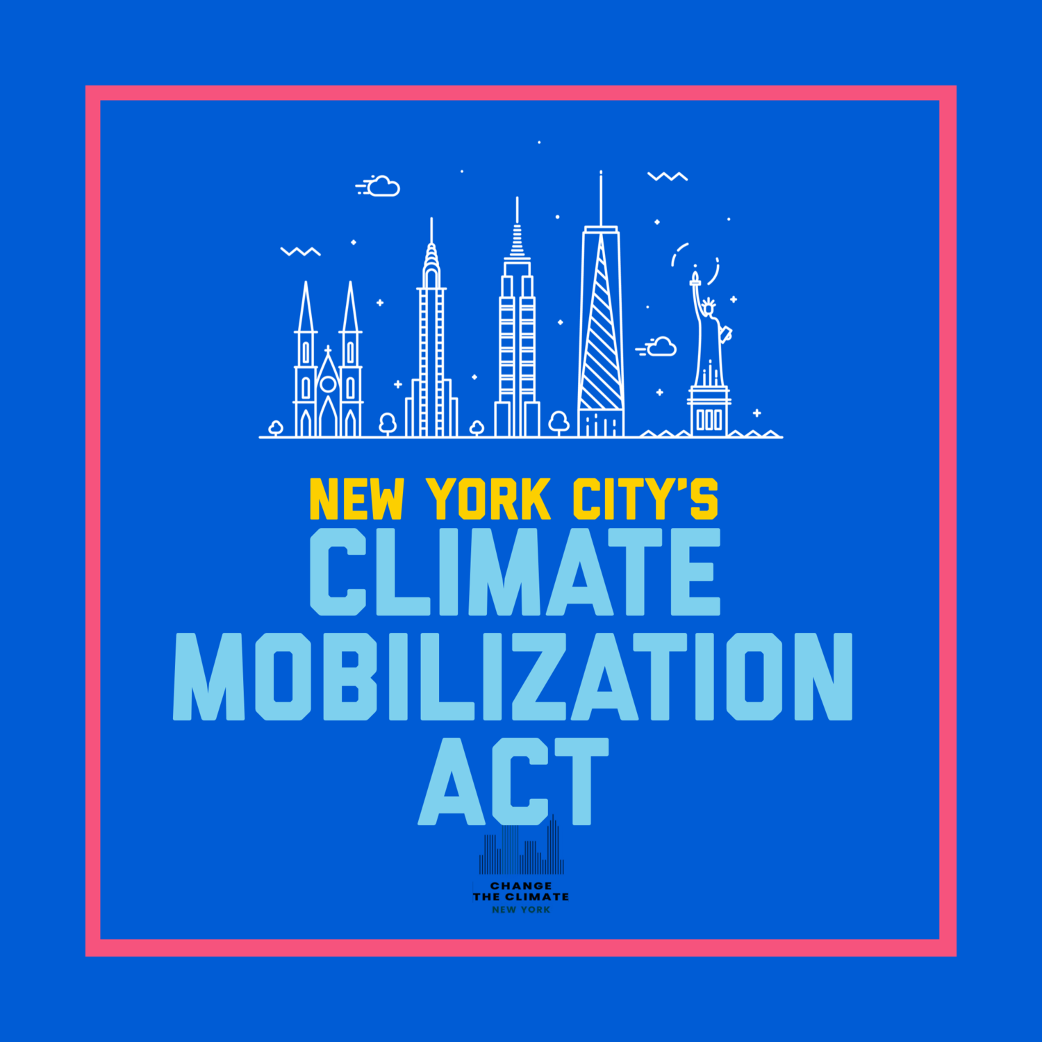 NYC's Climate Mobilization Act