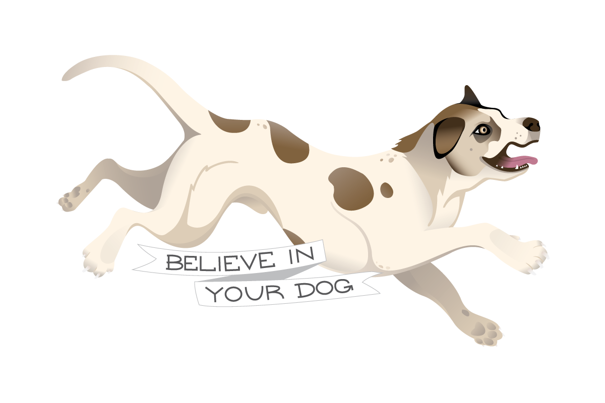 Believe in Your Dog