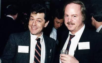Michael Fremer, Arnie Nudell