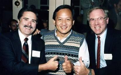 Bruce Brisson, Noel Lee, Dave Wilson