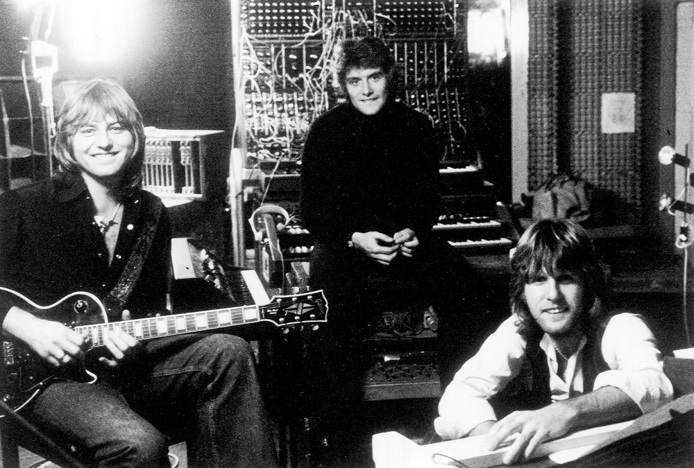 Emerson Lake and Palmer in 1973