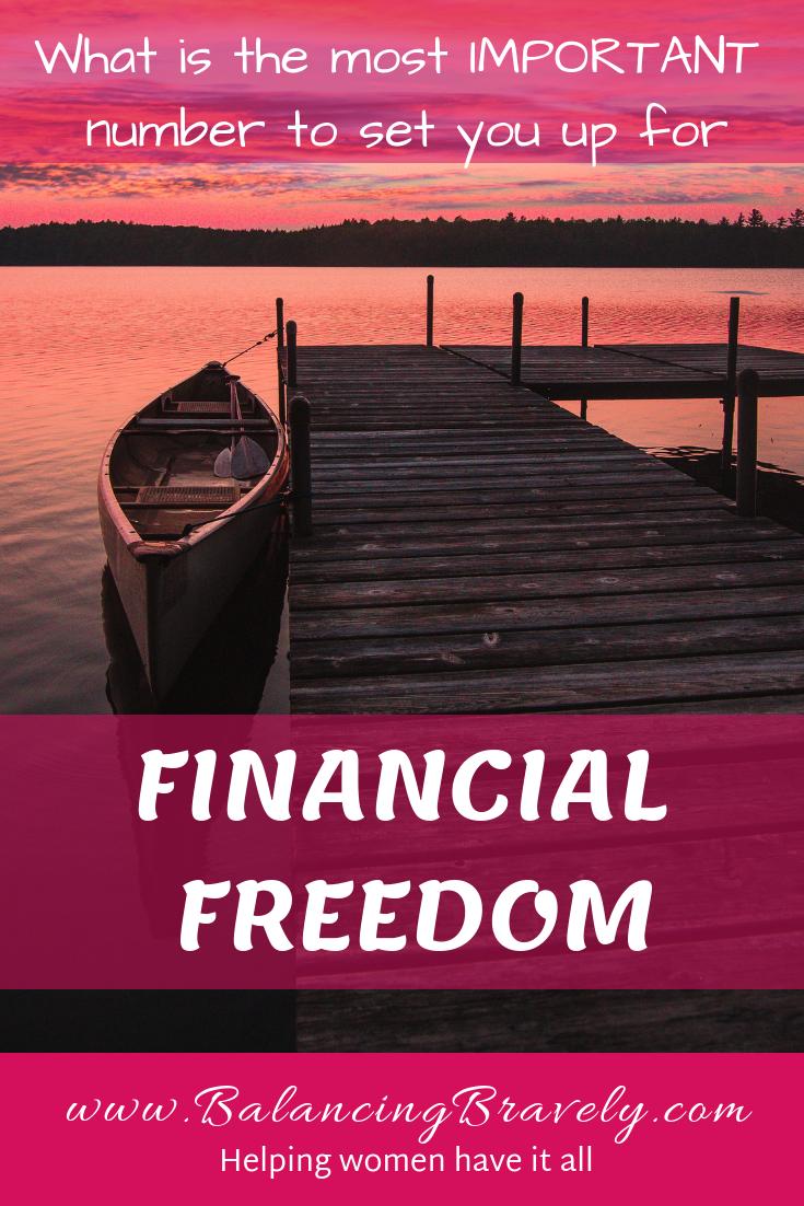 Financial freedom, working moms, money, net worth