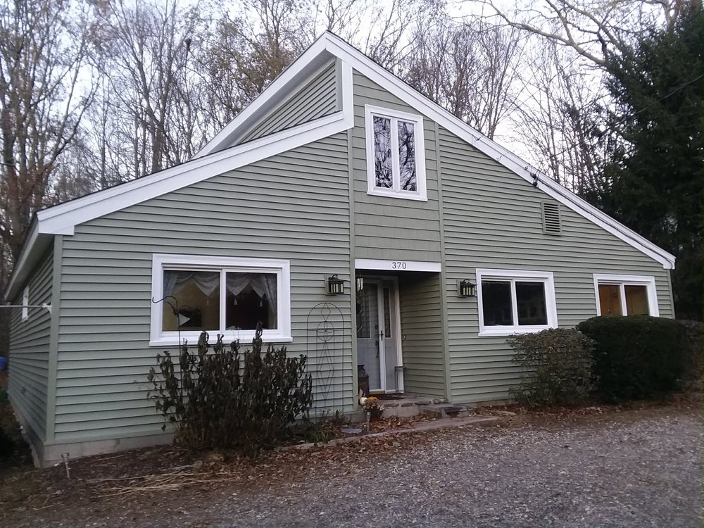 Murphy's Building & Remodeling Siding