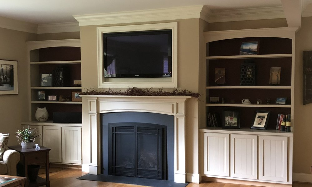 Trims and. Built-Ins