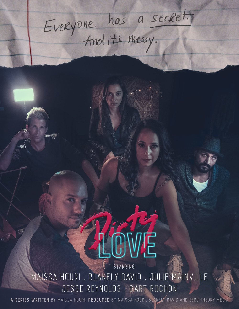 Dirty Love - A web-series by Houri Films in association with Zero Theory Media Release Date TBD