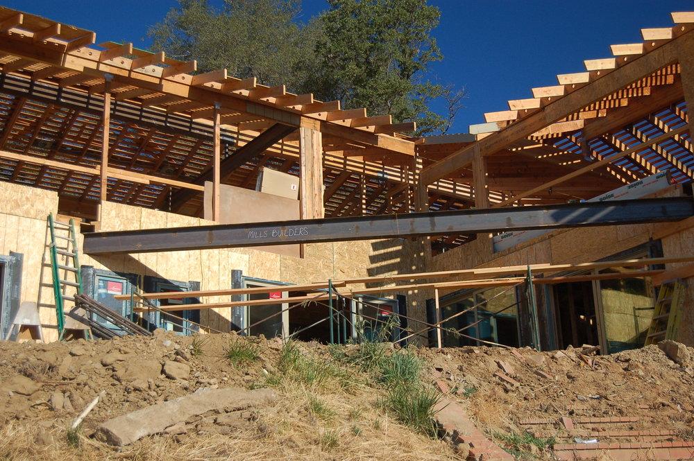 Rebuilding rear deck.JPG