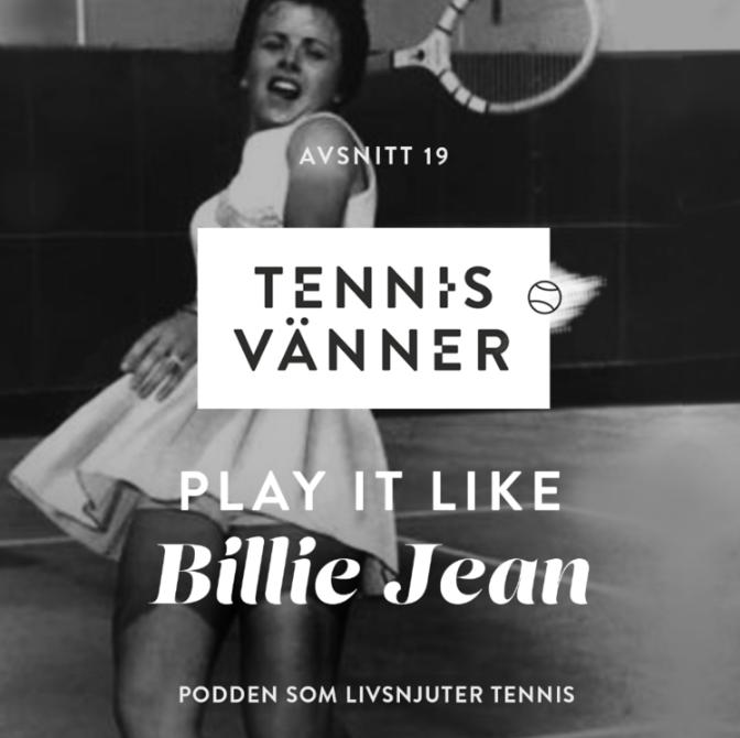 Avsnitt 19. Play it like Billie Jean - Tryck Play/Listen in browser på ljudfilen nedan