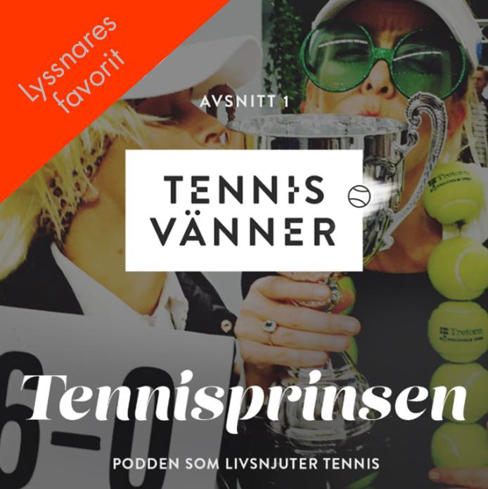 Avsnitt 1. Tennisprinsen - Tryck Play/Listen in browser på ljudfilen nedan