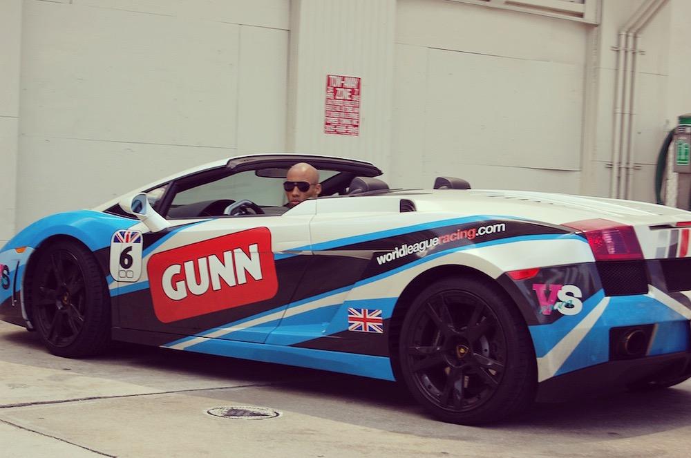 GUNN Lamborghini