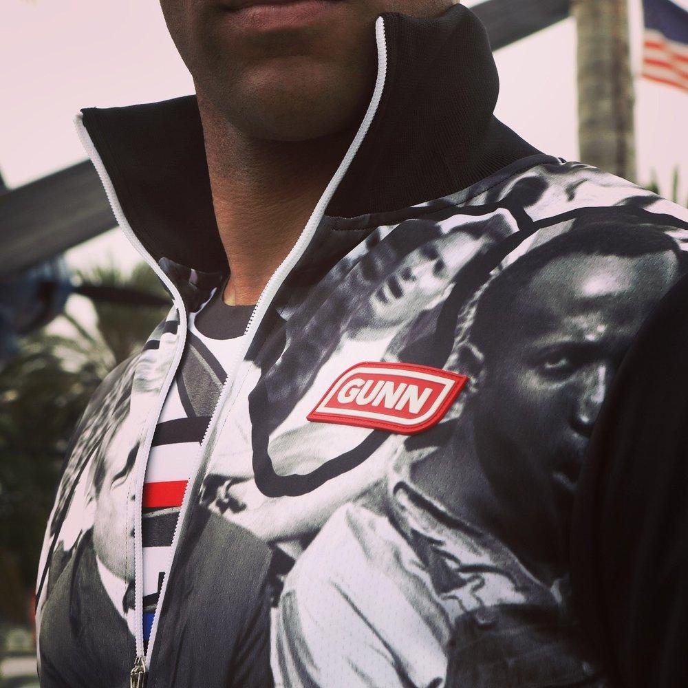GUNN x Freedom jacket