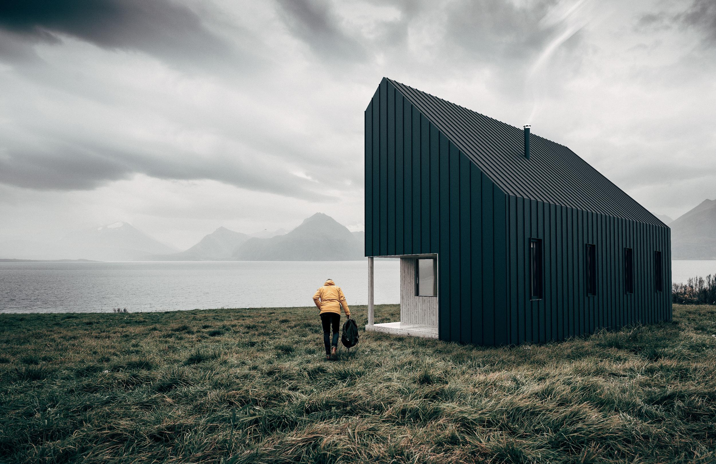 Backcountry Hut Company prefab modular home building kit