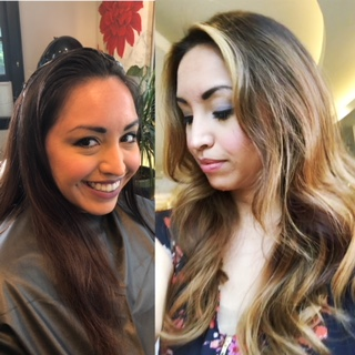 Best hair colorist Nashville