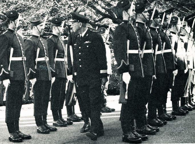 RRMC Honour Guard General.JPG