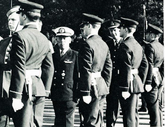 RRMC Honour Guard Japanese.JPG
