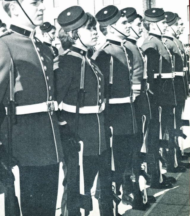 RMC Parade First Women on Parade.JPG